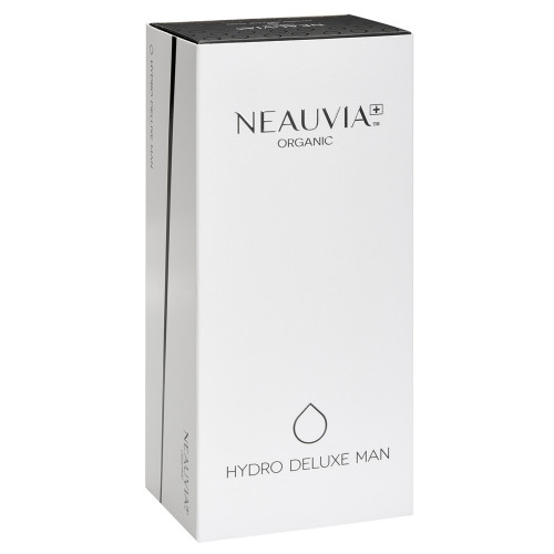 Neauvia Hydro Deluxe Man - Биоревитализант для мужчин